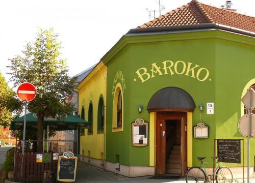 Restaurace Baroko Břeclav